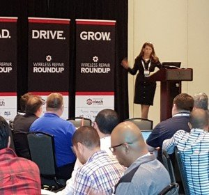 Michelle James, The Branding Network